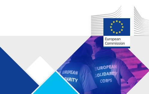 European Solidarity Corps            Welcoming Our Volunteers