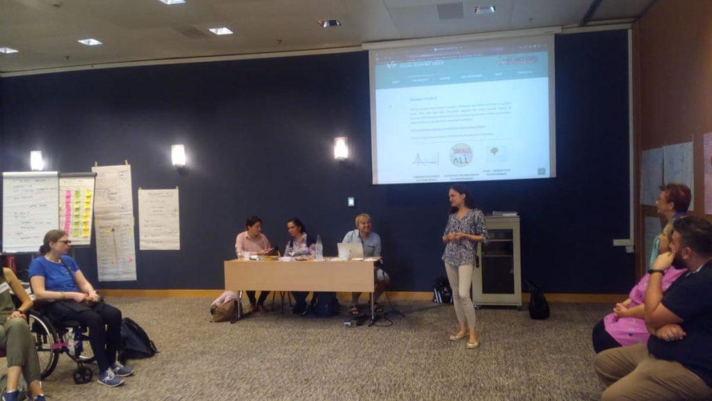 EKO invited to present Erasmus+ Best Practices