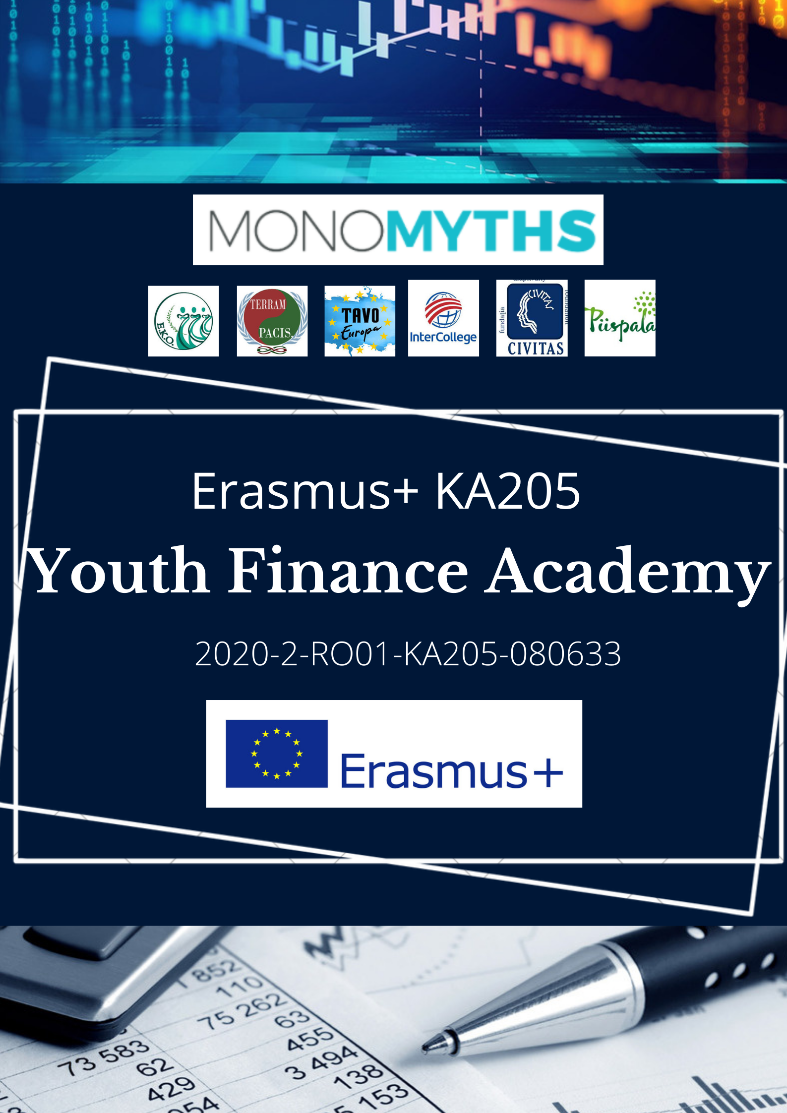 Youth Finance Academy KA205 project approved!