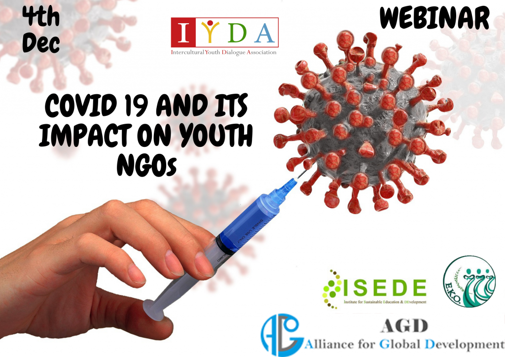 """""""Covid-19 and its impact on Υouth NGOs"""""""
