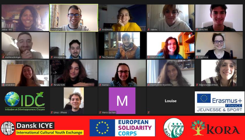 "European Solidarity Corps – Volunteering Teams ""Second Chance"""