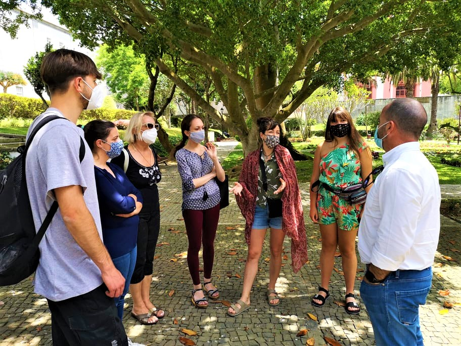 #Greenfluencers: 1st Training event in Azores successfully Completed