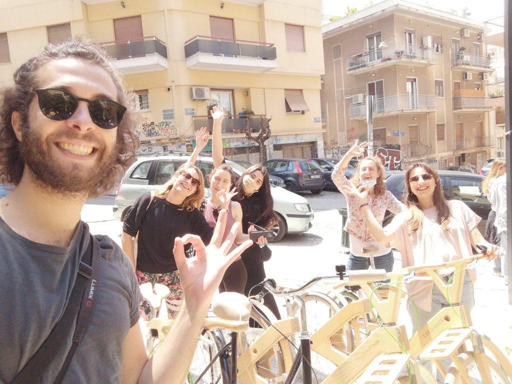 EKO participates in Wegozero Bike tour to promote sustainable practices!